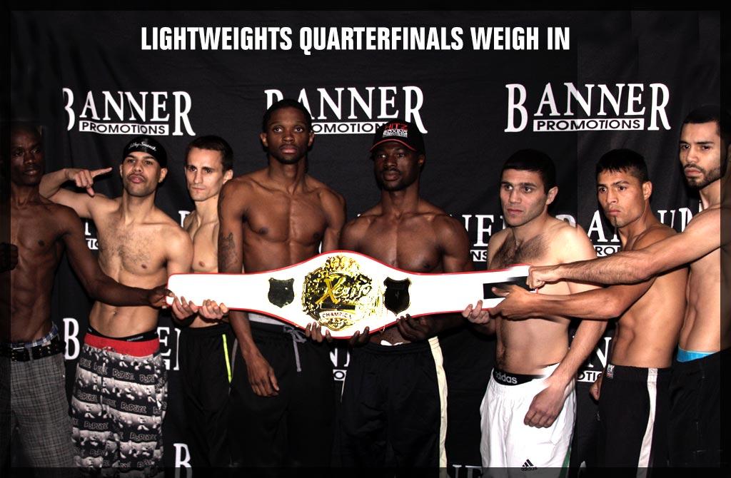Boxcino 2014 Lightweights